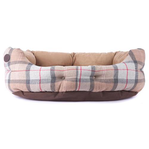 PET CHECK UK Check Dog Bed