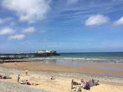 PET CHECK UK Cromer Pier in Norfolk