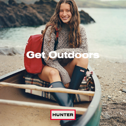 PET CHECK UK Hunter Boots Get Outdoors Boating