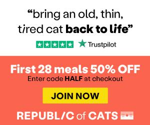 PET CHECK UK Republic of Cats banner