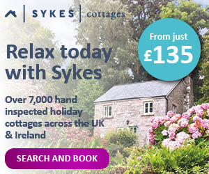 PET CHECK UK, Sykes Cottages For dog friendly holidays