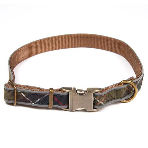 PET CHECK UK - Barbour Dog collar