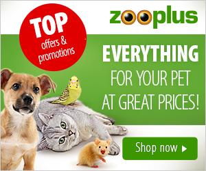 PET CHECK UK Zooplus Banner