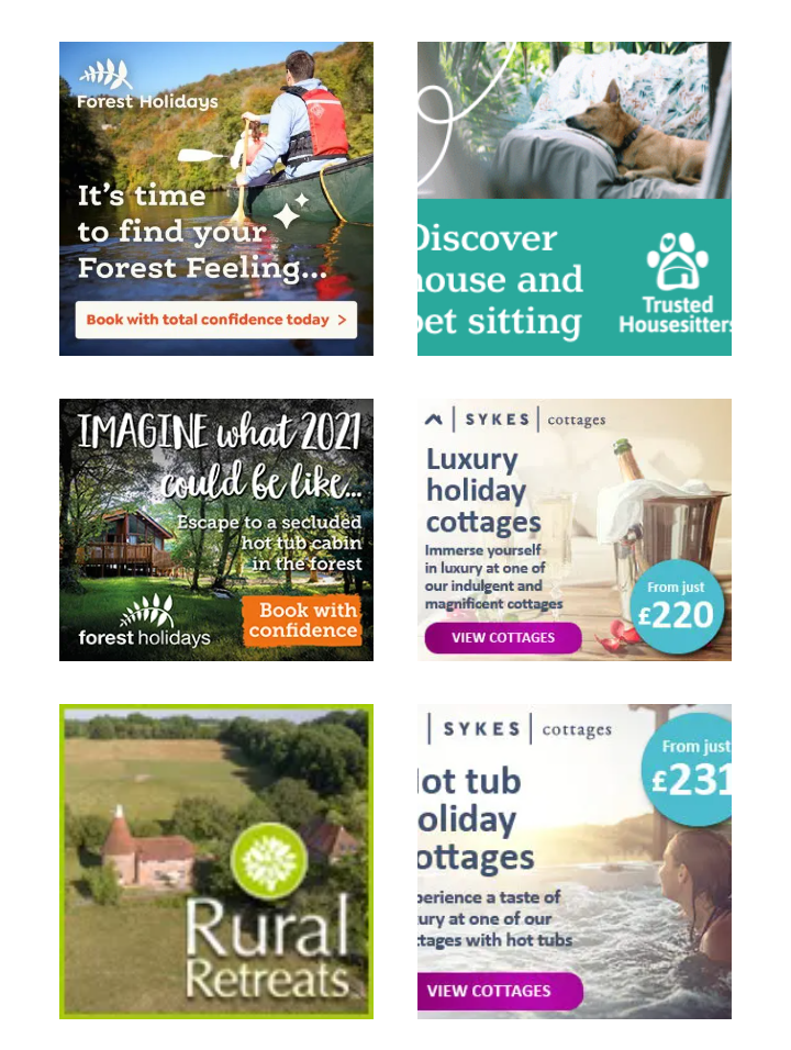 PET CHECK UK - Banner -  Holiday Stacation Banner