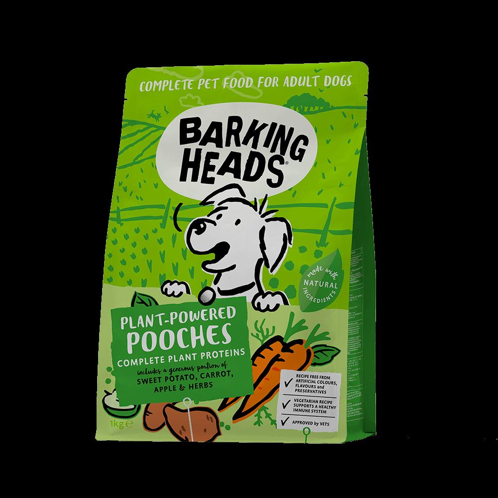 PET CHECK UK Vegetarian packs