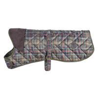 PET CHECK UK Barbour Tartan Dog Coat
