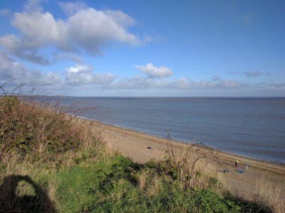 PET CHECK UK Thorpeness Beach Suffolk