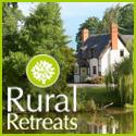 PET CHECK UK, Rural Retreats banner