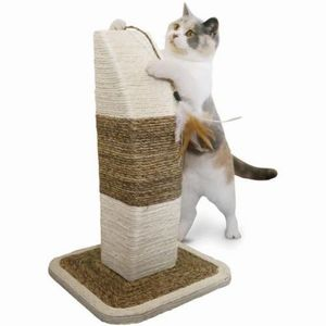 PET CHECK UK Scratch post and cat scratching