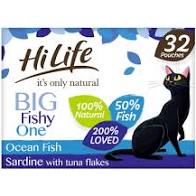 PET CHECK UK Hi Life Cat Food Banner